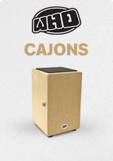 WHD Cajons by Gear4music
