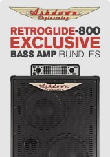 Ashdown Retroglide-800 Bass Head