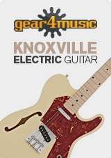 Knoxville Semi-Hollow Electric Guitar