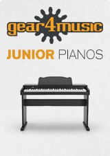Junior Digital Pianos by Gear4music