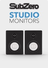 Sub Zero-studio Monitors