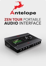 Antelope Audio Bärbart Audio Interface