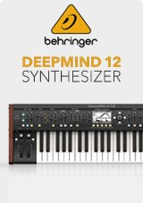 Behringer Deepmind Synthesizer