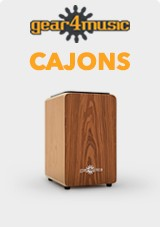 Cajons av Gear4Music