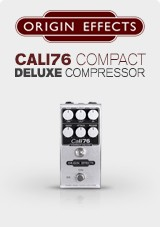 Origin Effects Cali76 Kompakt Deluxe Kompressorpedal
