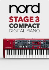Nord Stage 3 Kompakt Digitalpiano