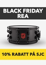 Black Friday-Rea 10% Rabatt på SJC