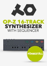 Teenage Engineering OP-Z 16-Track Synth