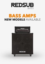 RedSub Amps - New Models Available